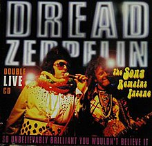 Dread Zeppelin The song Remains Insane.JPG