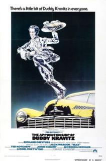 <i>The Apprenticeship of Duddy Kravitz</i> (film) 1974 film