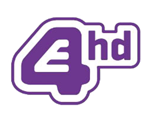 E4 (TV channel) - Logo of E4 HD