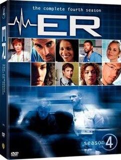 <i>ER</i> (season 4) Season of television series