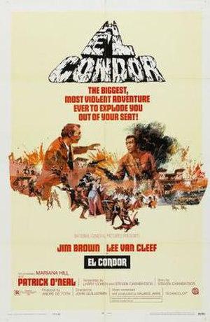 El Condor (film) - Image: El Condor Film Poster