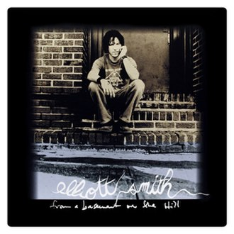 From a Basement on the Hill - Image: Elliott smith from a basement on the hill cover