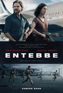 <i>Entebbe</i> (film) 2018 film by José Padilha