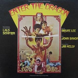 Enter the Dragon (soundtrack) - Image: Enter the Dragon (soundtrack)