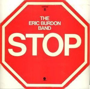 Stop (Eric Burdon Band album)