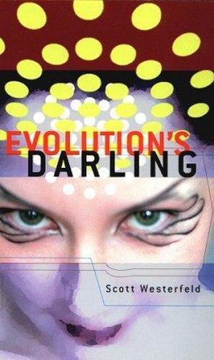Evolution's Darling - Image: Evolution's Darling (novel) cover