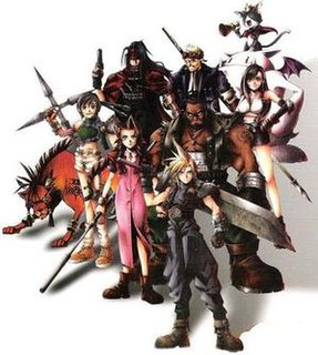 Characters of the <i>Final Fantasy VII</i> series Wikimedia list article