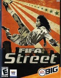 <i>FIFA Street</i> (2005 video game) 2005 video game
