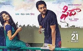 <i>Fidaa</i> 2017 film by Sekhar Kammula