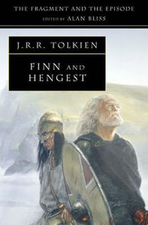 Finn and Hengest - Book cover of the 1998 Firebird Distributing paperback edition