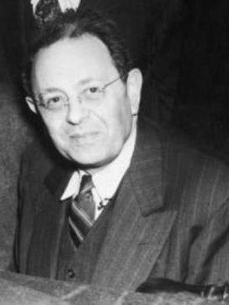 Frank W. Asper - Asper in 1948
