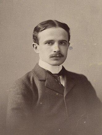 Frederick Coffay Yohn - Yohn in 1898