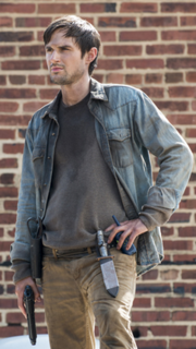 Gareth (<i>The Walking Dead</i>) fictional character in The Walking Dead