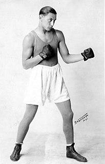 Georgie Levine American boxer
