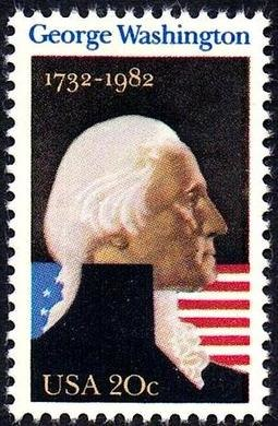 George Washington 1982 Issue3-20c