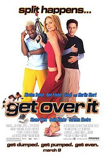 <i>Get Over It</i> (film) 2001 film by Tommy OHaver