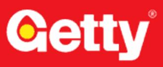 Getty Oil - Image: Getty Logo