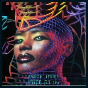 Inside Story (Grace Jones album) - Image: Grace Jones Inside Story