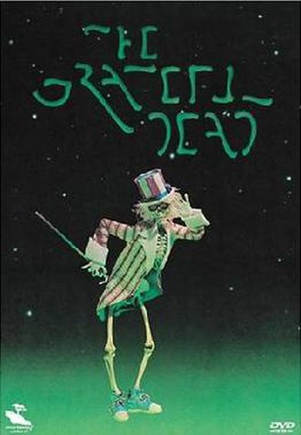 The Grateful Dead Movie - The Grateful Dead Movie DVD cover