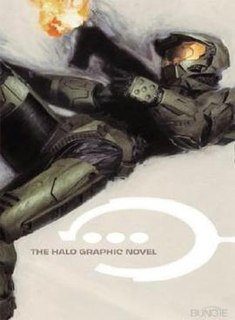 <i>The Halo Graphic Novel</i> Novel in the Halo series