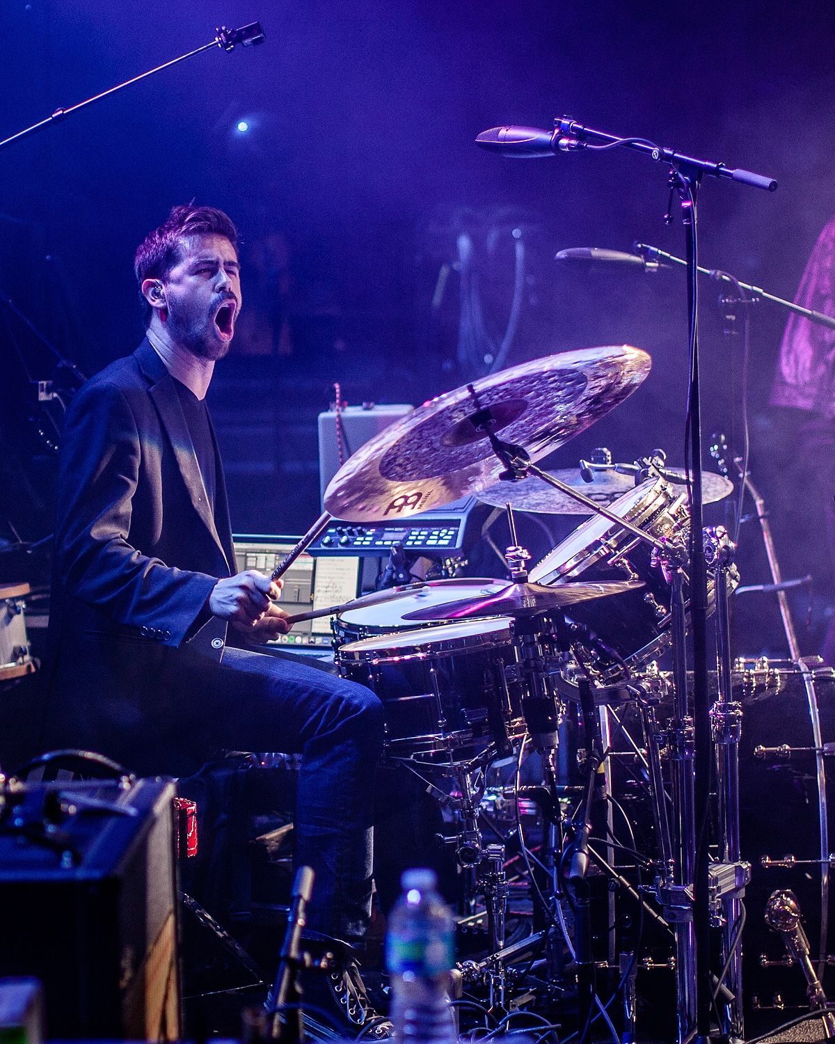 1200px Harry Miree Drumming - Panic At The Disco