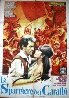 <i>Hawk of the Caribbean</i> 1962 film by Piero Regnoli