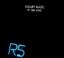 скачать r5-heart made up on you бесплатно