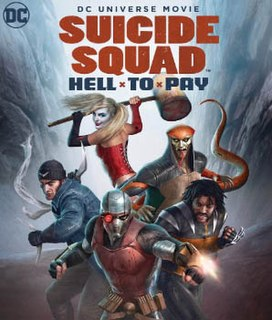 <i>Suicide Squad: Hell to Pay</i> 2018 film directed by Sam Liu