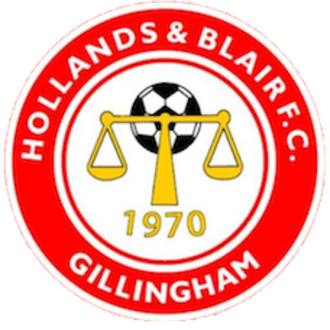 Hollands & Blair F.C. - Image: Hollands & Blair F.C. logo