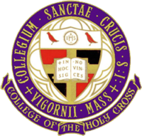 College Seal of Holy Cross