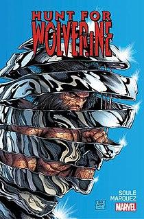 <i>Hunt for Wolverine</i>