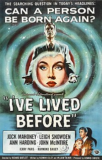 <i>Ive Lived Before</i>