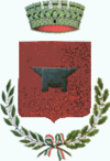 Coat of arms of Incudine