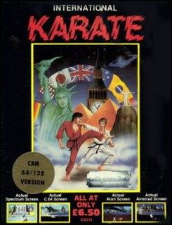 <i>International Karate</i>