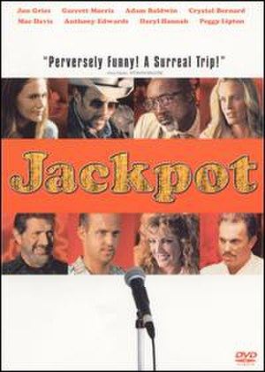 Jackpot (2001 film) - DVD Cover