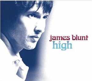 High (James Blunt song) - Image: James Blunt High Re release