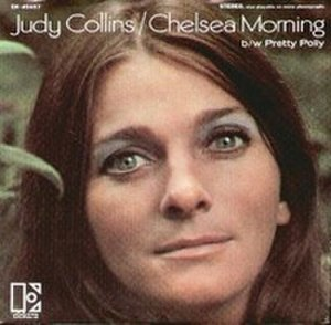 Chelsea Morning - Image: Judy Collins Chelsea Morning cover