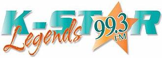 KFLG (AM) - Image: KFLG K Star 99.3FM logo