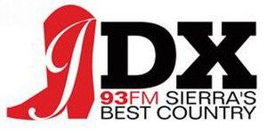 KJDX - Image: KJDX logo
