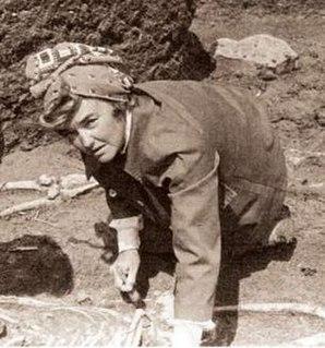 American archaeologist