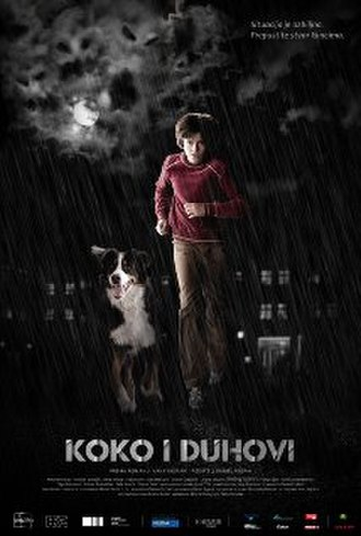 Koko and the Ghosts - Film poster