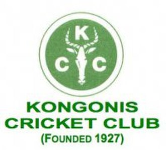Kenya Kongonis Cricket Club - Image: Kongonis Cricket Club Logo