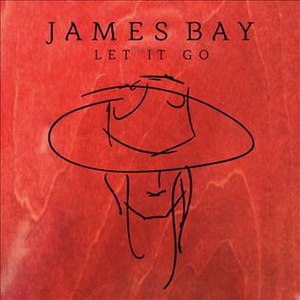Let It Go (James Bay song) - Image: Let it Go by James Bay