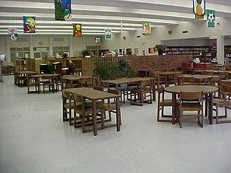 Magna Vista High School (Virginia) - Library Media Center