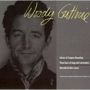 Library of Congress Recordings - Image: Library Of Congress Recordings Woody Guthrie