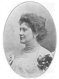 Lillian Nordica American opera singer