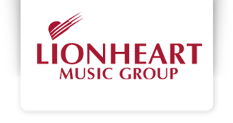 Capitol Music Group Sweden - Logo of Lionheart Music Group (2011-2014)