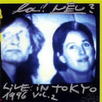 Live in Tokyo 1996 Vol. 2 - Image: Live Vol 21999cover