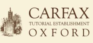 Carfax College - Image: Logo of Carfax Tutorial Establishment Conduit version
