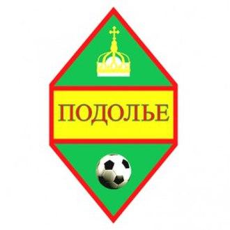 FC Podolye Podolsky district - Image: Logo of FC Podolye Podolsky district
